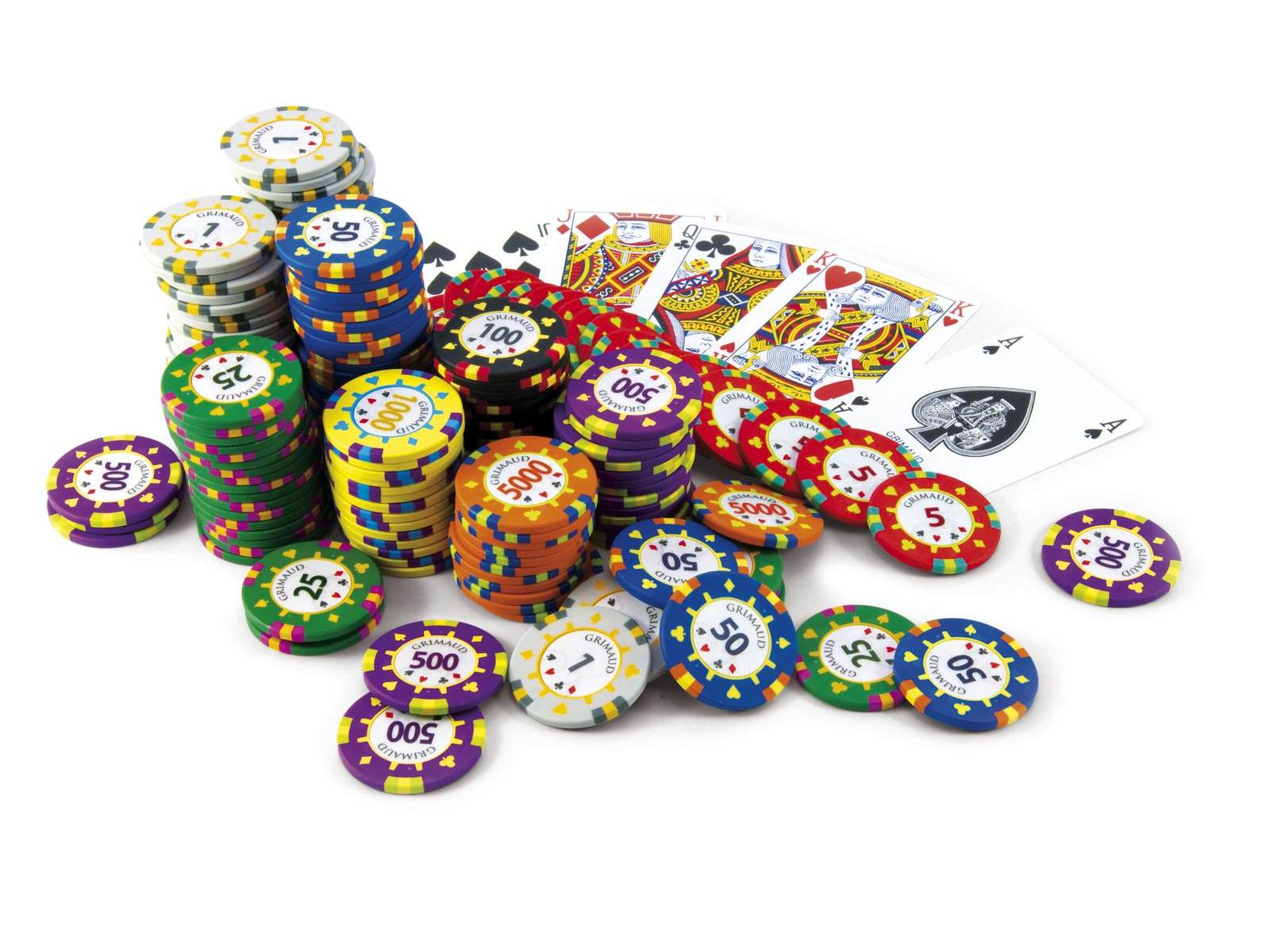 Jeux casino : faire ses premiers pas