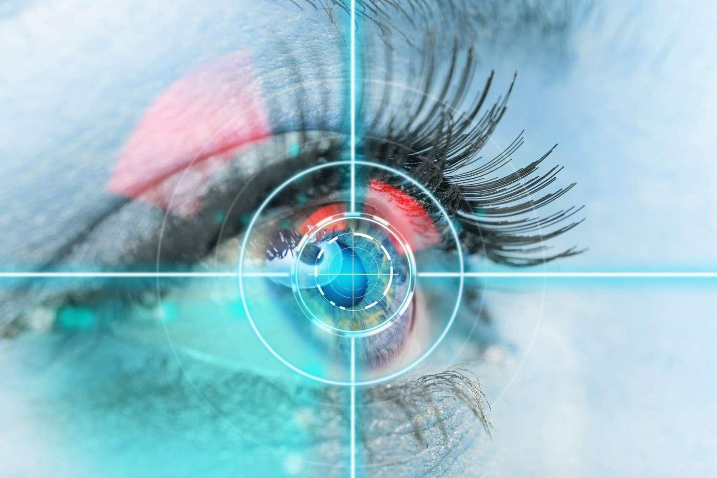 Lentille de contact : Plusieurs types d'oeils